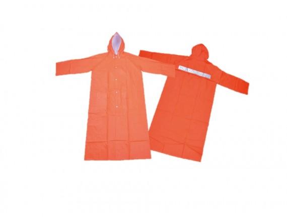 เสื้อกันฝน(ชุดโค้ท)แบบจราจร รุ่น 30-RG015 ผ่าหน้ามีซิป