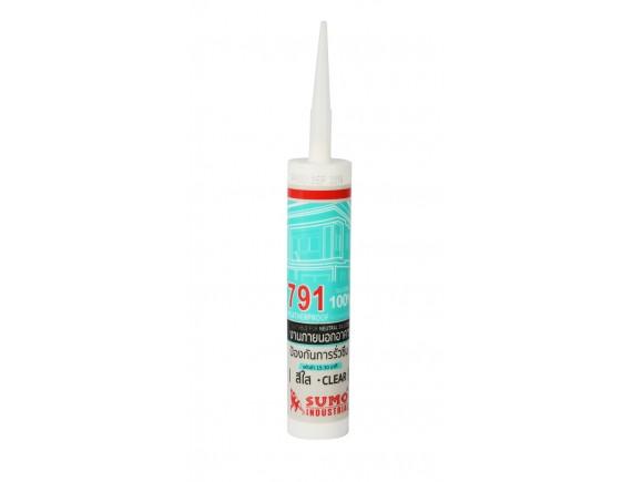 ซิลิโคนยาแนว 791 สีใส