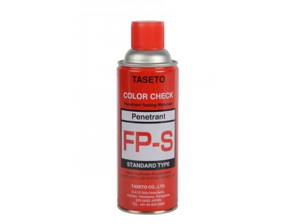 น้ำยาแทรกซึม(สีแดง) Penetrant FP-S 420ml TASETO