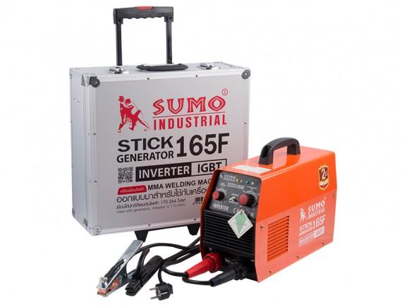 เครื่องเชื่อม STICK 165F SUMO