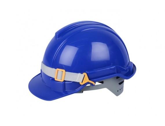 หมวกเซฟตี้ ปรับเลื่อน (สีน้ำเงิน) มอก. รุ่น GH33 YAMADA