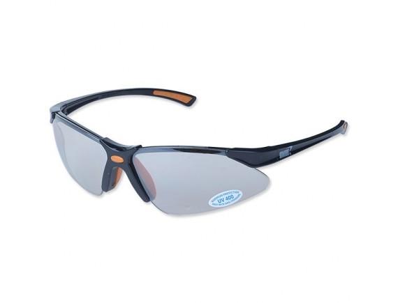 แว่นตานิรภัย YS-302 เลนส์สีใสปรอท