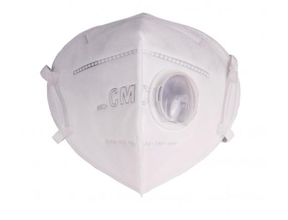 หน้ากากอนามัย N95 แบบคล้องศีรษะ รุ่น 6002A-3