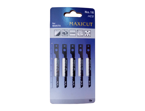Jig Saw Blade Makita No.16 MAXICUT