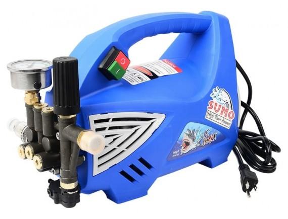 เครื่องอัดฉีดน้ำแรงดันสูง รุ่น Blue shark SUMO