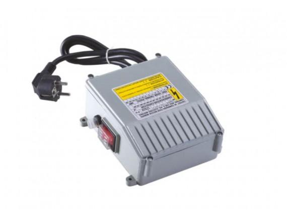 ตู้คุมปั๊มน้ำบาดาลQK102-0.55