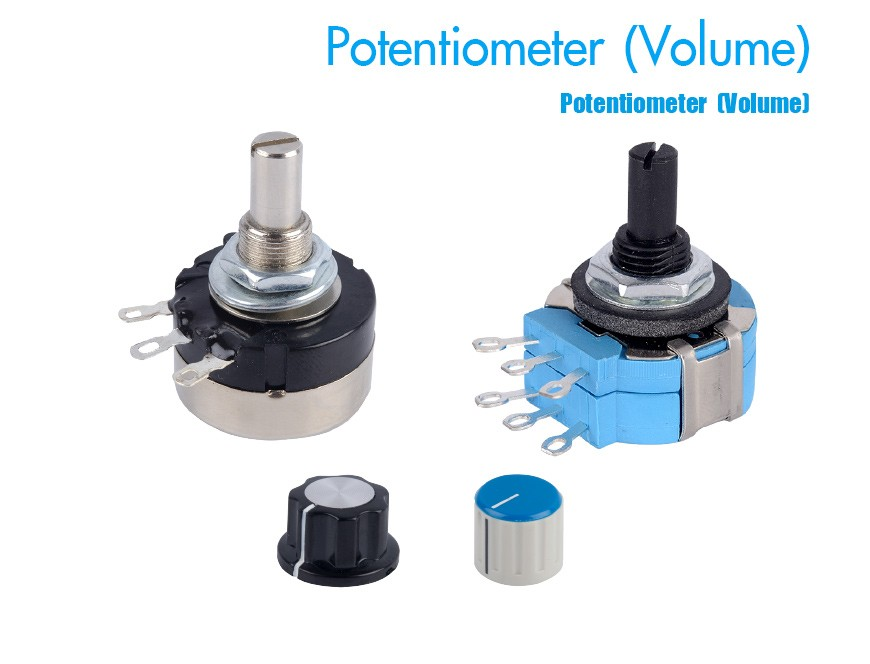 Potentiometer (Volume)